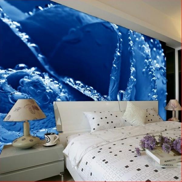 Farbgestaltung Schlafzimmer Mit Dachschräge: Wandgestaltung Schlafzimmer Dachschräge