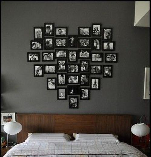 Schlafzimmer Wände Gestalten: Wände Im Schlafzimmer Gestalten
