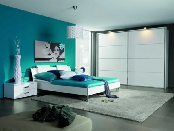 wohnideen farben f rs schlafzimmer. Black Bedroom Furniture Sets. Home Design Ideas