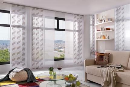 Wohnzimmer Wohnbeispiele wohnideen gardinen wohnzimmer