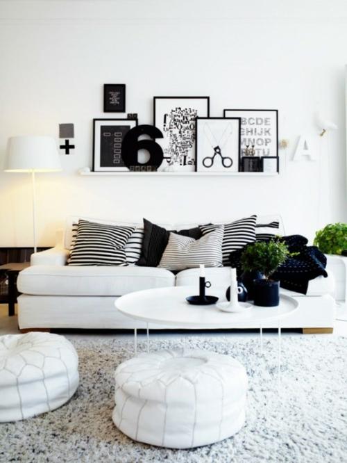 Wohnideen Wohnzimmer Weiss best wohnzimmer rot schwarz weis contemporary house design ideas