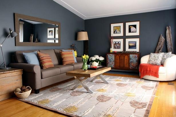 Wohnzimmer Wohnideen Set : Wohnideen wohnzimmer wände