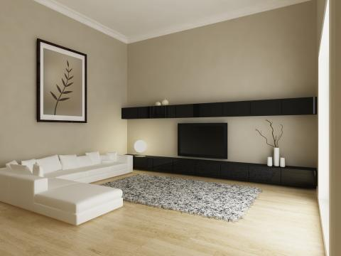 wohnideen wohnzimmer w nde. Black Bedroom Furniture Sets. Home Design Ideas