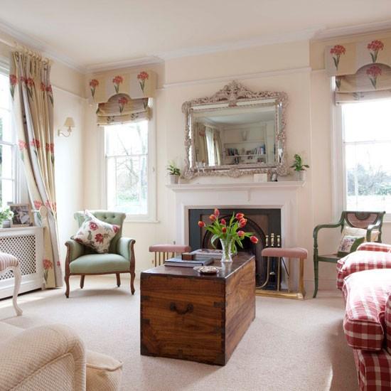 Vintage Einrichtung wohnzimmer einrichten vintage