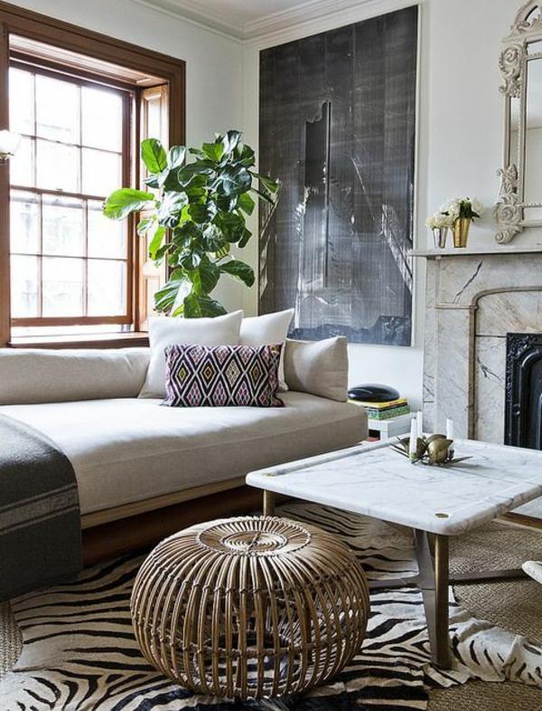 Wohnzimmer einrichten vintage
