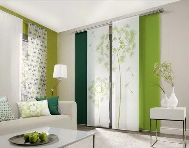 Wohnzimmer ideen grün
