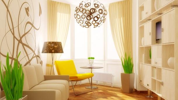 Wohnzimmer neu gestalten farbe