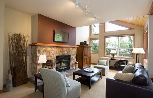 wohnzimmer rustikal einrichten. Black Bedroom Furniture Sets. Home Design Ideas