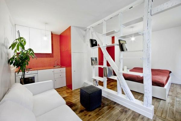 Wohnzimmer schlafzimmer zusammen