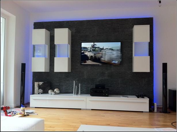 Wohnzimmer tv ideen