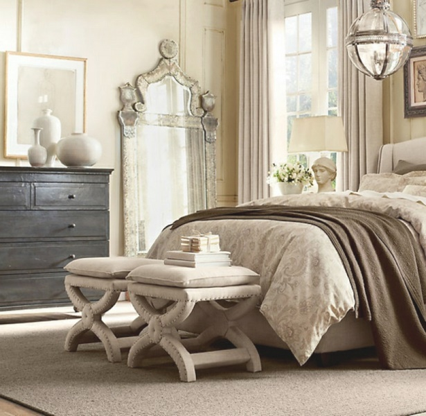 stunning deko im schlafzimmer kunst accessoires ideen bilder pictures. Black Bedroom Furniture Sets. Home Design Ideas