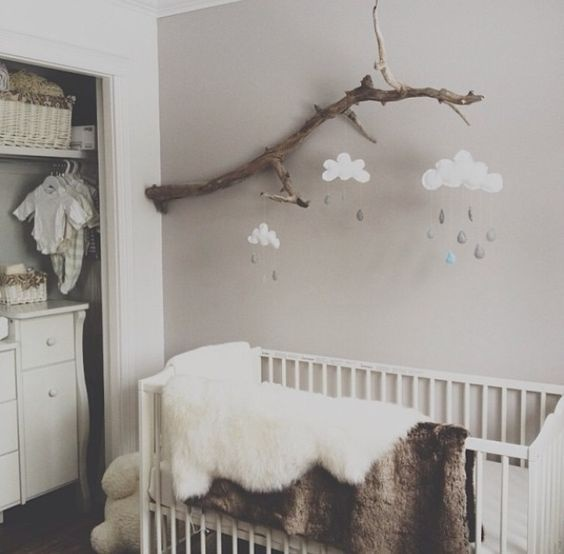 Baby dekoration zimmer