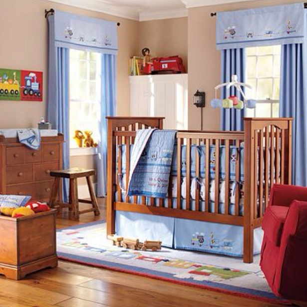baby jungen zimmer ideen. Black Bedroom Furniture Sets. Home Design Ideas