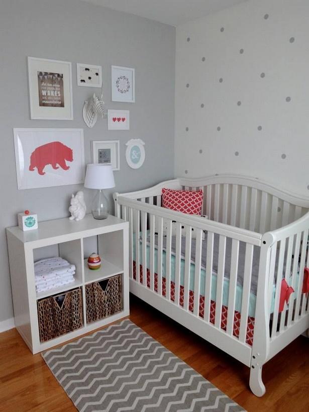 Baby kinderzimmer wandgestaltung - Baby wandgestaltung ...
