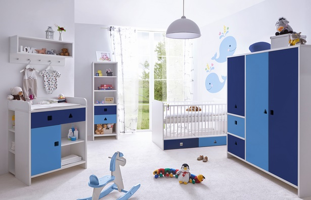 babyzimmer blau braun interior design und m bel ideen. Black Bedroom Furniture Sets. Home Design Ideas