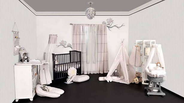babyzimmer dekoration ideen. Black Bedroom Furniture Sets. Home Design Ideas