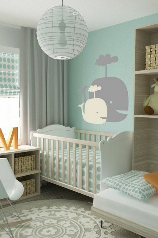 babyzimmer einrichten ideen junge. Black Bedroom Furniture Sets. Home Design Ideas