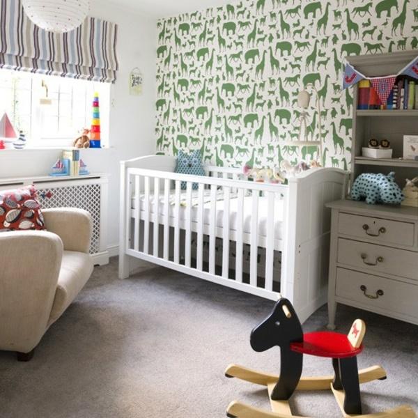 Babyzimmer einrichten vorschl ge - Wandmotive babyzimmer ...