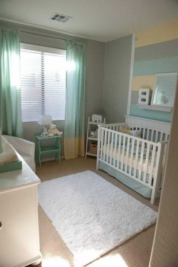 Babyzimmer ideen neutral - Kinderzimmer neutral ...