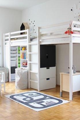 babyzimmer kleiner raum. Black Bedroom Furniture Sets. Home Design Ideas