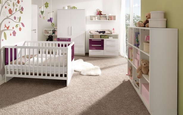 Babyzimmer komplett m dchen for Babyzimmer komplett junge