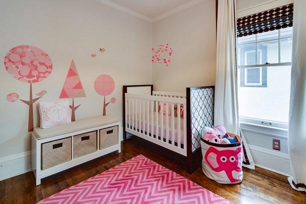Babyzimmer m dchen einrichten for Babyzimmer modern einrichten
