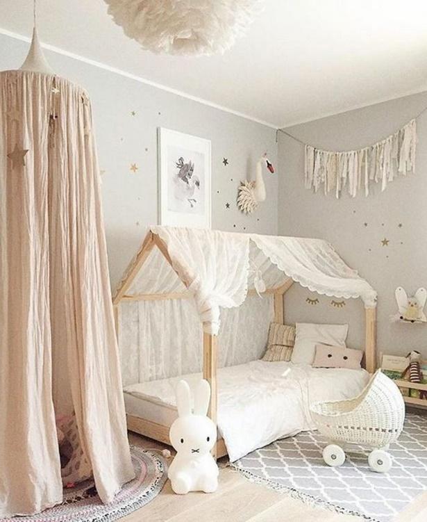 Babyzimmer m dchen gestalten for 1 kinderzimmer fur 2