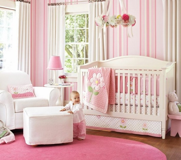 babyzimmer m dchen gestalten. Black Bedroom Furniture Sets. Home Design Ideas