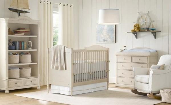 Babyzimmer Neutral ~ Die Besten Einrichtungsideen Und Innovative