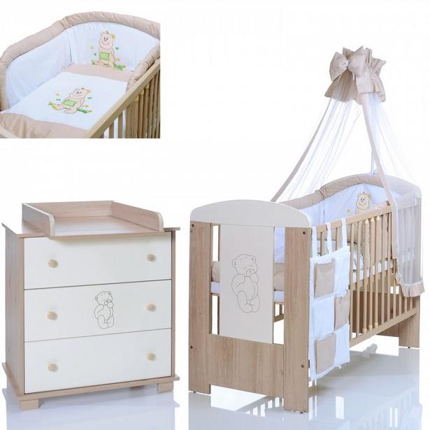 babyzimmer set m dchen. Black Bedroom Furniture Sets. Home Design Ideas