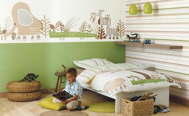 babyzimmer tapete gestaltung. Black Bedroom Furniture Sets. Home Design Ideas