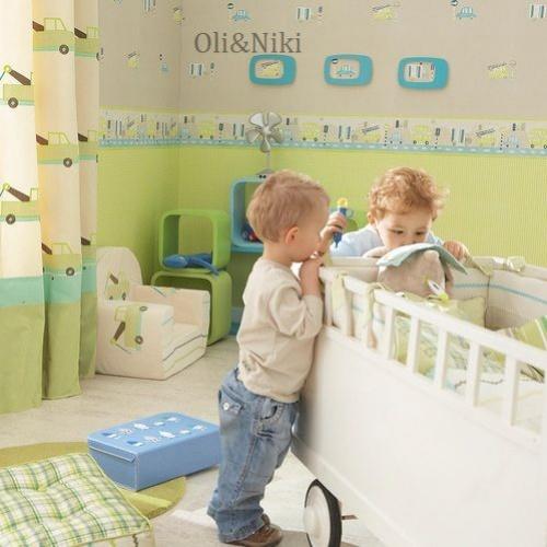 Kinderzimmer Tapete Winnie Beautiful Day Fur Jungen Und Madchen Grosses Bild