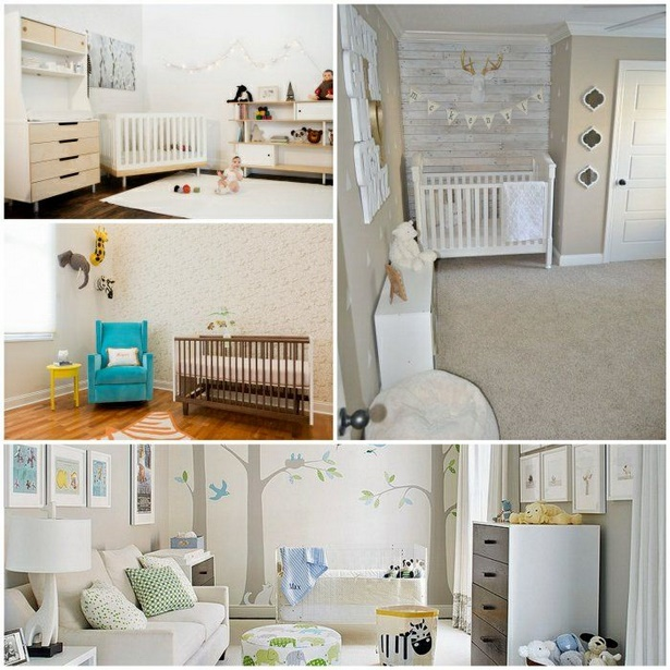 babyzimmer wandgestaltung neutral. Black Bedroom Furniture Sets. Home Design Ideas