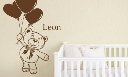 babyzimmer w nde gestalten malen motiv vorlagen. Black Bedroom Furniture Sets. Home Design Ideas