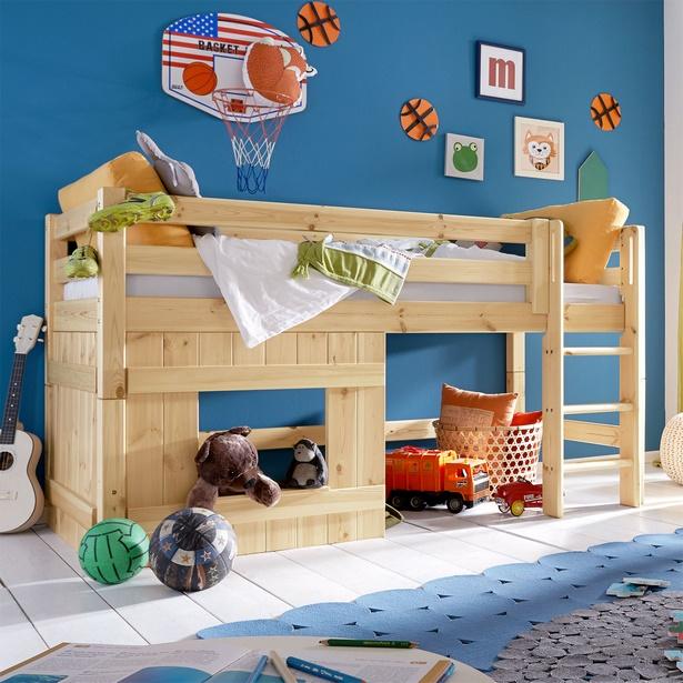 bett jungen kinderzimmer. Black Bedroom Furniture Sets. Home Design Ideas