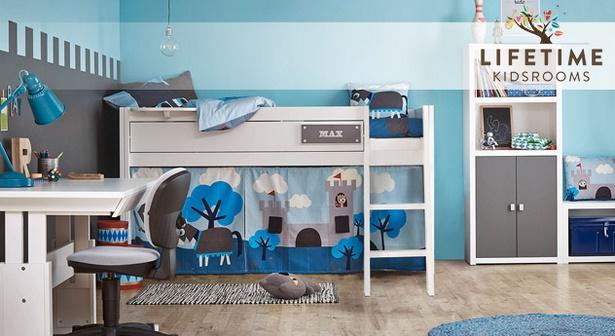 Bett Jungen Kinderzimmer