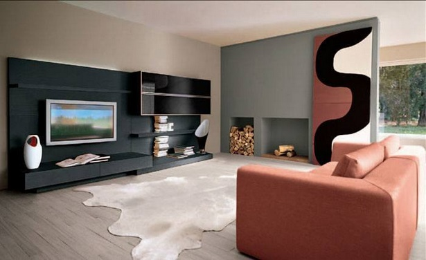 bilder modern wohnzimmer. Black Bedroom Furniture Sets. Home Design Ideas