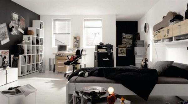coole einrichtungsideen jugendzimmer. Black Bedroom Furniture Sets. Home Design Ideas