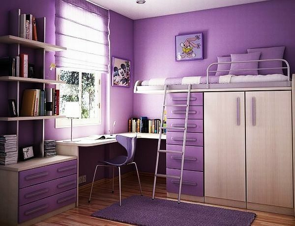 coole jugendzimmer f r m dchen. Black Bedroom Furniture Sets. Home Design Ideas