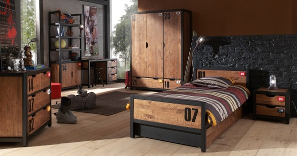 coole m bel f r jugendzimmer. Black Bedroom Furniture Sets. Home Design Ideas