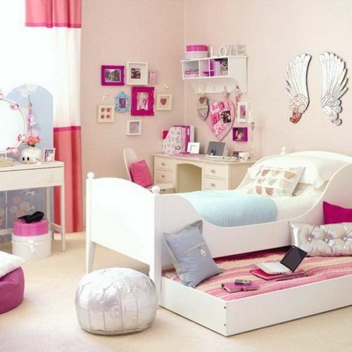 Deko f r teenagerzimmer for Zimmer deko pastell