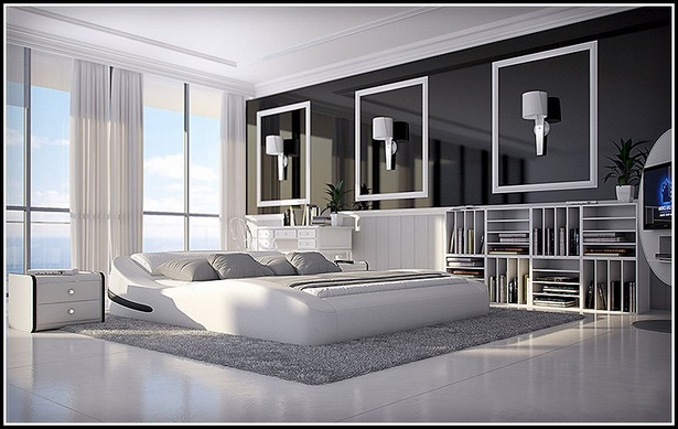 designer schlafzimmer komplett. Black Bedroom Furniture Sets. Home Design Ideas