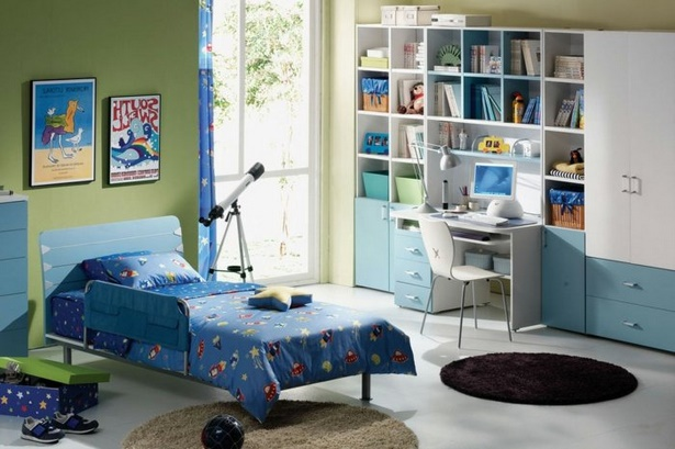 einrichtung kinderzimmer junge. Black Bedroom Furniture Sets. Home Design Ideas