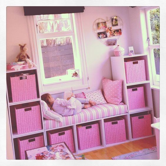 einrichtung kinderzimmer m dchen. Black Bedroom Furniture Sets. Home Design Ideas