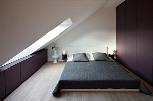 einrichtung schlafzimmer mit dachschr ge. Black Bedroom Furniture Sets. Home Design Ideas