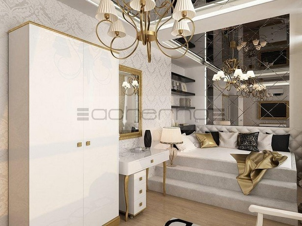 Einrichtung schlafzimmer modern for Wohnzimmer junggeselle