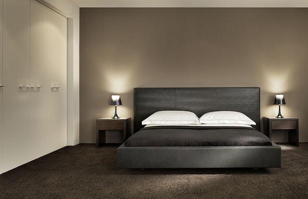 zimmereinrichtung modern schlafzimmer. Black Bedroom Furniture Sets. Home Design Ideas
