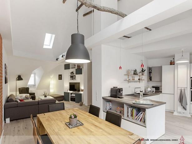 Ess und wohnzimmer einrichten for Einrichtung kuche ideen