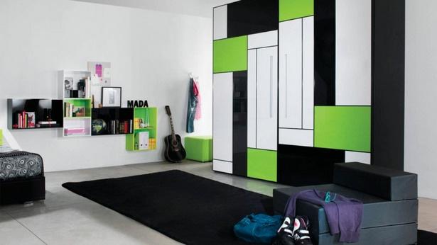 Farbgestaltung jugendzimmer jungen for Jugendzimmer jungen streichen
