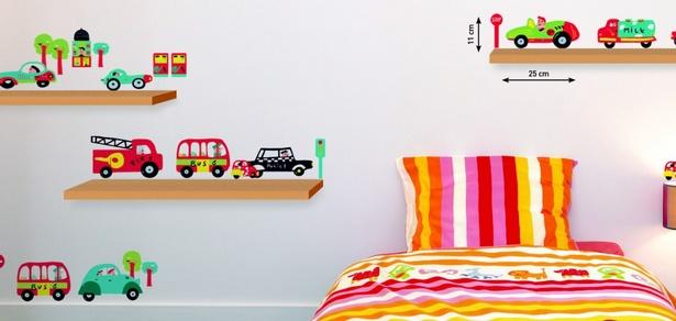 Feuerwehr deko kinderzimmer for Kinderzimmer fahrzeuge